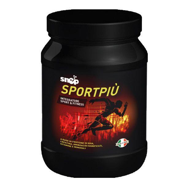 Snep Sport Più integratore per sportivi